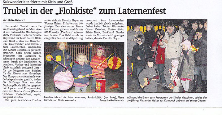 Laternenfest 2010