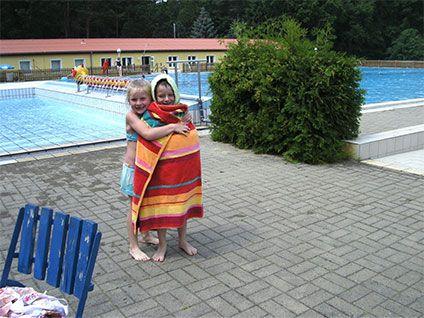 "Sommerfest 2010 im Kindergarten ""Flohkiste"""