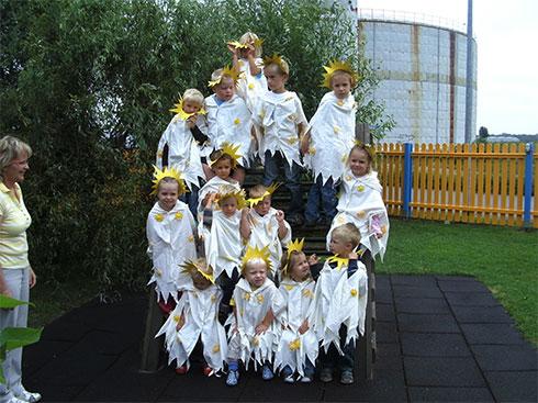 Sonnenblumenfest 2010