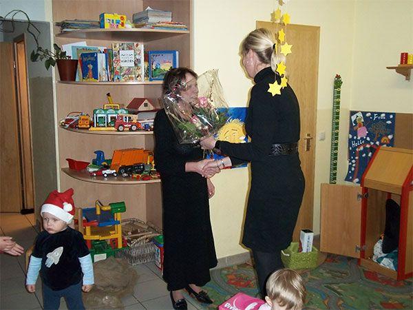 Weihnachtsfeier im Kindergarten Salzwedel