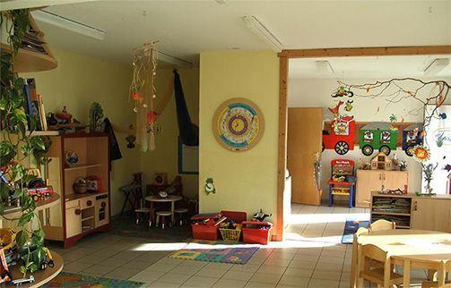Kindertagesstätte Saw Räume