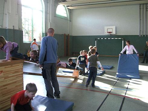 Sport im Kindergarten Salzwedel